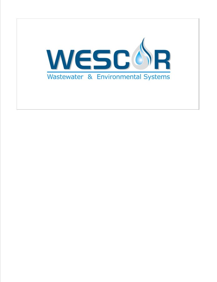 Wescor Wastewater and Environmental Systems