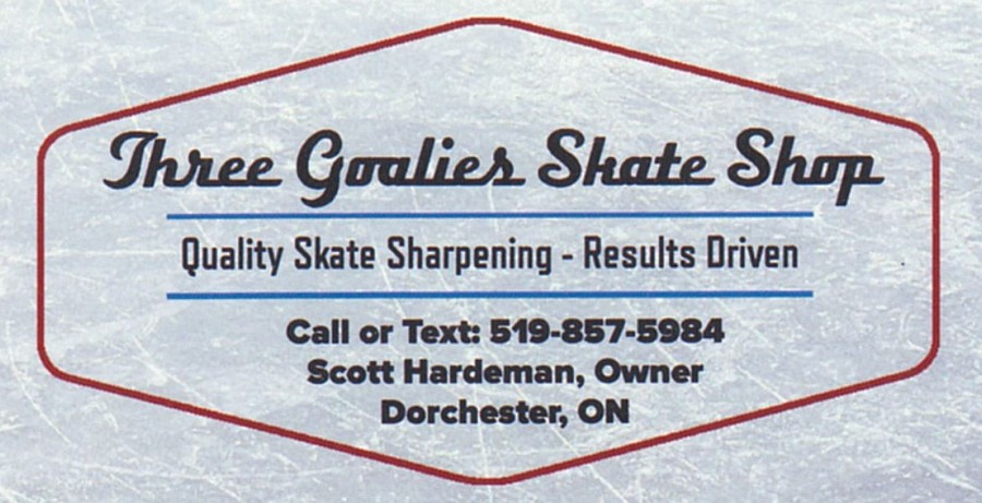 Three Goalies Skate Shop